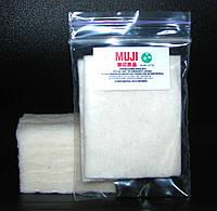 Японская вата Muji Cotton хлопок для электронных сигарет 5 шт., Япония
