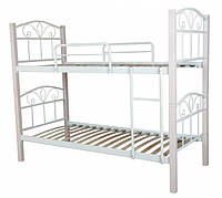 Кровать двухъярусная разборная Лара люкс вуд 90*190/200 Мелби, фото 1