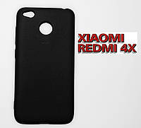 Чехол MiaMI Electroplating Xiaomi Redmi 4X-Black
