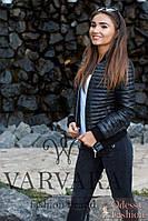 Куртка женская мод.107 (плащевка на синтепоне 150)