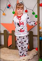 """Пижама для девочек """"Капелька"""",р.26,28,30,32,34"""