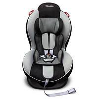 Автокресло детское Welldon Smart Sport  (черный/серый)