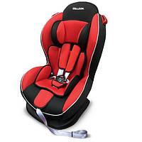 Автокресло детское Welldon Smart Sport (черный/красный)