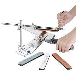 Профессиональная точилка для ножей Ruixin Pro III (4 камня).