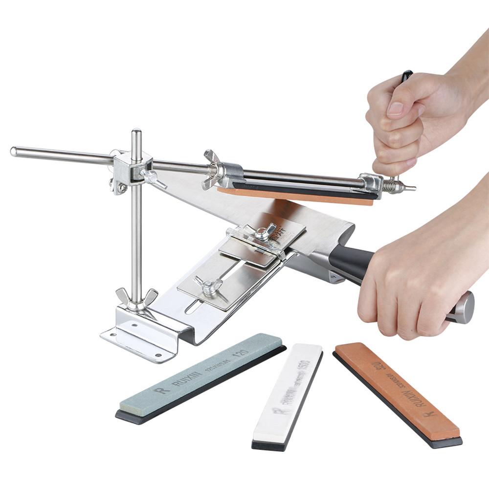Профессиональная точилка для ножей Ruixin Pro III (4 камня). - фото 1