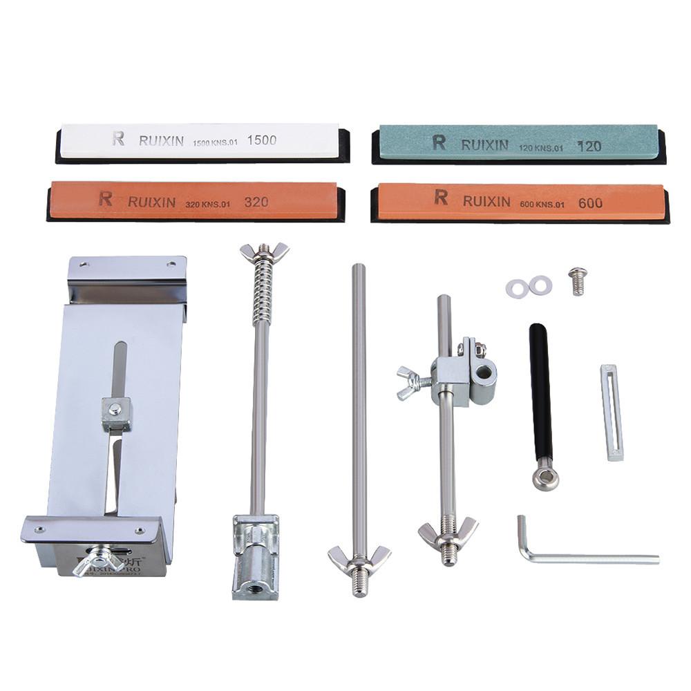 Профессиональная точилка для ножей Ruixin Pro III (4 камня). - фото 5
