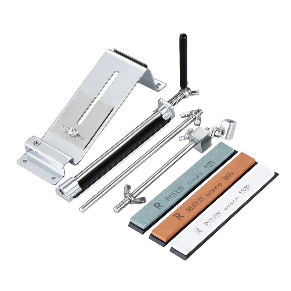 Профессиональная точилка для ножей Ruixin Pro III (4 камня). - фото 6