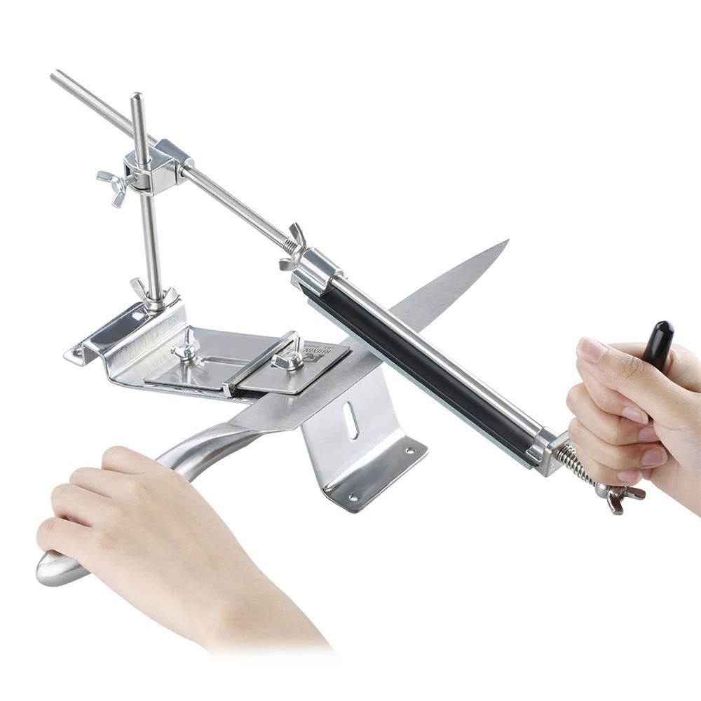 Профессиональная точилка для ножей Ruixin Pro III (4 камня). - фото 4