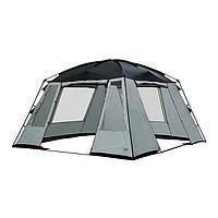 Палатка-шатер High Peak Siesta Gray, фото 1