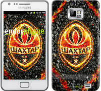 "Чехол на Samsung Galaxy S2 i9100 Шахтёр v4 ""1207c-14"""