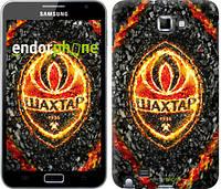"Чехол на Samsung Galaxy Note i9220 Шахтёр v4 ""1207u-316-6129"""