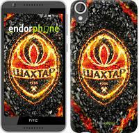 "Чехол на HTC Desire 820 Шахтёр v4 ""1207c-133-6129"""
