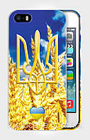 "Чехол для для iPhone 5/5s ""UKRAINE 3""."