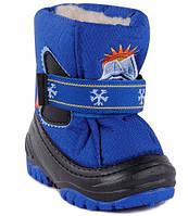 Зручні дитячі чоботи дутики Demar Sun Rise 22-23 (15,0 cm), фото 1