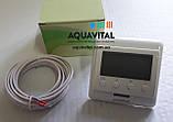 Цифровой терморегулятор для теплого пола Menred E60, фото 2