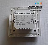 Цифровой терморегулятор для теплого пола Menred E60, фото 3