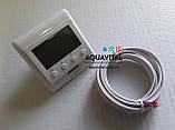 Цифровой терморегулятор для теплого пола Menred E60, фото 8