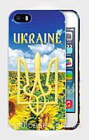"Чехол для для iPhone 5/5s ""UKRAINE 4""."
