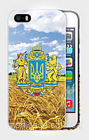 "Чехол для для iPhone 5/5s ""UKRAINE 5""."
