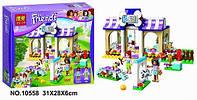 Конструктор Bela Friends 10558 Детский сад для щенков 290 дет (аналог LEGO 41124)