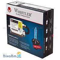Биксенон Whistler slim Bi H4 35Вт CAN-BUS 4300K, 5000K, 6000K