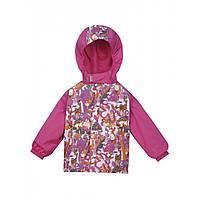 Ветровка для девочки детская  Reima 11048-338. Размер 86