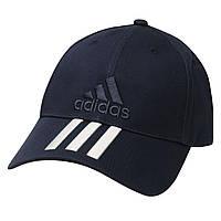 Бейсболка кепка adidas 3 Stripes Cap Navy Men Оригинал p 56-60 см