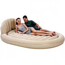 Двуспальная надувная кровать Bestway 67397, фото 3