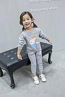 Детский трикотажный костюм Свинка Пеппа