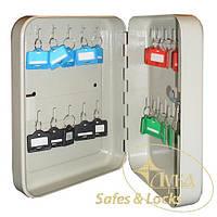 Ключница металлическая TS 0083 на 20 ключей