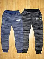 Спортивные утепленные штаны на мальчика оптом, Active Sport, 116-146 рр.