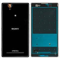 Корпус Sony D5303 Xperia T2 Ultra / D5306 Xperia T2 Ultra Black