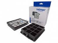 Фильтры (HEPA+паралоновый) пылесоса ZELMER ZVCA355S 12006768 VC 3300.200