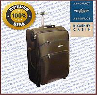 Малый дорожный чемодан ручная-кладь на силиконовых колёсах  ASSODA
