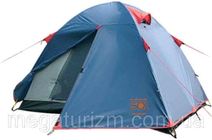 Двухместная палатка Tourist Sol SLT-004.06
