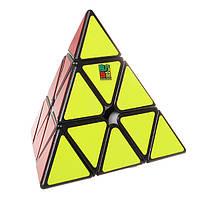 Пирамидка MoYu MoFangJiaoShi Pyraminx Черный
