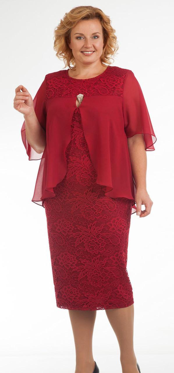 9ee51a353ea Платье Pretty-593 белорусский трикотаж