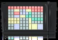 POS-клавиатура LPOS-II-096 со считывателем магнитных карт