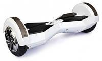 Гироскутер Smart Balance Transformer 8 дюймов колеса с плеером (белый с черным)