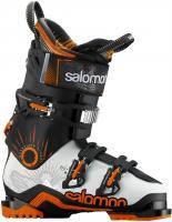 горнолыжные ботинки Salomon MAX 100 Black/Red