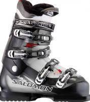 горнолыжные ботинки Salomon MISSION GS Black