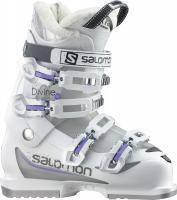 горнолыжные ботинки Salomon DIVINE 55 WHT/CRY TRANS