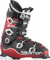 горнолыжные ботинки Salomon X Pro 80 Red Translu./Black