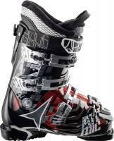 горнолыжные ботинки Atomic HAWX 1.0 100 BLACK/TRANSPARENT RED
