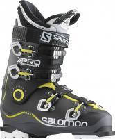 горнолыжные ботинки Salomon X PRO 90 ANTHRACITE/BLACK/ACIDE GREEN