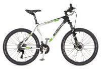 велосипед Author Dexter 26 черно/зелено/белий