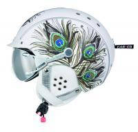 Горнолыжный шлем Casco SP3 LIMITED EDITION FX Cryst. Peacock