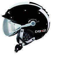 Горнолыжный шлем Casco SP-5 black-white