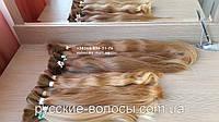 Славянские волосы волнистые светло русые неокрашенные. Детские., фото 1