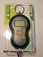 Весы электронные до 50кг.